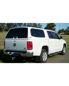 Steel Canopy for VOLKSWAGEN Amarok 2H 4dr Dual Cab 02/11 On