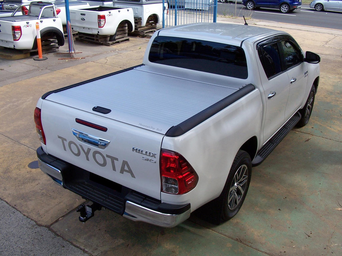 Mountain Top Tonneau Cover