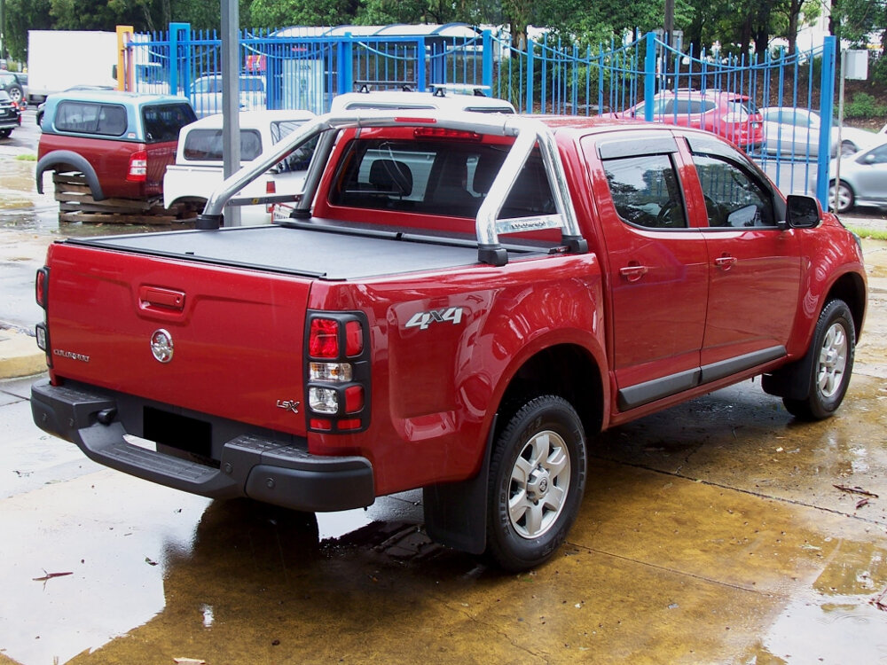 Roll-N-Lock Tonneau Covers